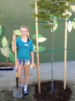 City of Los Angeles- Planting 100 Trees in Honor of Arbor Day and Earth Month